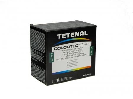 Tetenal Colortec C-41 - Kit procesare filme color negativ (pentru 1L)