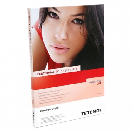 Tetenal Glossy Paper 272g - A3 plus - 20 coli - hartie foto lucioasa