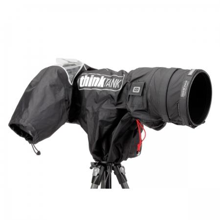 Think Tank Hydrophobia 300-600mm V2.0 - Husa de ploaie