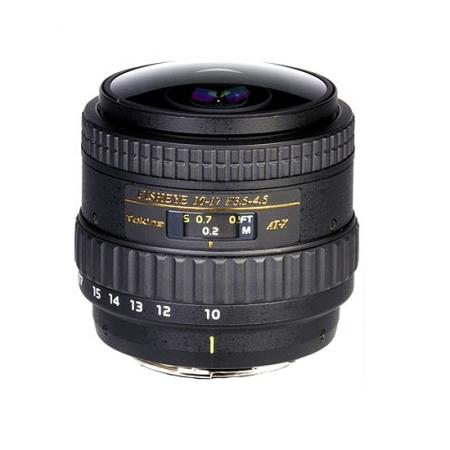 Tokina 10-17mm f/3.5-4.5  AT-X FX SD pentru Nikon