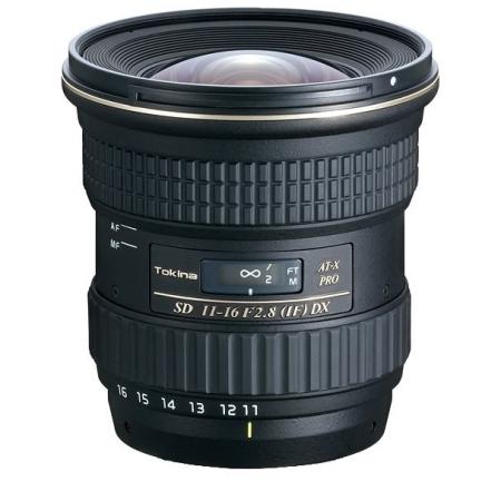 Tokina ATX 11-16mm f/2.8 Pro DX Nikon AF