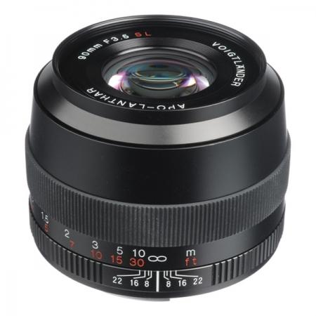 Voigtlander APO Lanthar 90mm f/3.5 Canon EOS