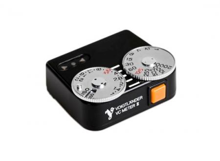 Voigtlander VC Speed Meter II (negru)