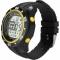Cronos Sport eXtreme - Smartwatch waterproof -Negru/Galben