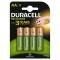 Duracell Acumulatori AAx4 1300mAh