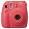 Fujifilm Instax Mini 8 red - aparat foto instant