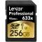 Lexar Professional SDXC 256GB  633X CLS10 UHS-I