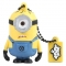 Minions Despicable Me Carl 8GB - Stick USB
