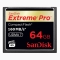 SanDisk Extreme Pro CF 64GB, 160MB/s