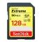SanDisk Extreme SDXC 128GB 90MB/s. UHS 3 SDSDXNEF-128G-GNCIN