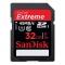 Sandisk SDHC Extreme 32GB UHS-I - card de memorie 45MB/s SDSDX-032G-X46