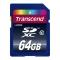 Transcend SD 64GB SDXC class 10 - RS1043281