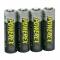 Maha Powerex - set 4 acumulatori R6 2700mAh bulk