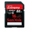 Sandisk Extreme SDHC 16GB 45MB/s HD Video