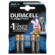 Duracell Turbo Max - Baterie AAA LR03, 4 buc.