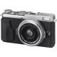 Fujifilm X70  argintiu