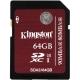 Kingston SDXC 64GB Class 10 UHS-I 90MB/s