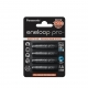 Panasonic Eneloop Pro tip R6 AA - acumulatori de 2500mAh set 4buc