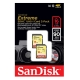 SanDisk Extreme SDHC 16GB 90MB/s. UHS 3 2-Pack - set doua carduri