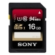 Sony SDHC 16GB SF16UX - card memorie clasa 10, UHS-I 94MB/s