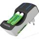Varta Pocket Charger 57642 + 4x Acumulator AA 2100 mAh  / 2xAcumulatori AAA 800 mAh