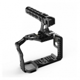8Sinn Cage + Top Handle Pro + Universal Rod Support - carcasa + maner + suport sine pentru Sony a7RII/a7SII