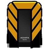 A-Data HD710 - HDD extern, 2TB, USB 3.0, Galben, Waterproof & Shockproof