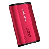 A-Data SSD SE730, 250GB, 500/500MB/s, USB 3.1, Rosu