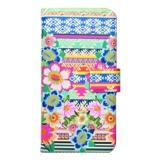 Accessorize Aztec Floral - husa tip agenda iPhone 6