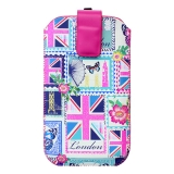 Accessorize Love London - husa universala smartphone