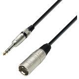 Adam Hall - cablu TRS(m) - XLR(t) 3m