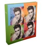 Album foto Hollywood, 11x16x200 cm, Verde