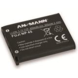 Ansmann - acumulator replace Fuji NP-45 Li-Ion 650mah