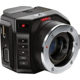 Blackmagic Micro Cinema Camera - camera video montura MFT