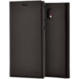CP-302 - Husa slim tip flip pentru Nokia 5, Negru