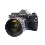 Canon F-1 + Canon FD 28-85mm f/1.4 - SH7241-2