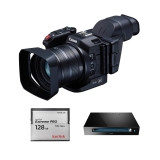 Canon XC10 - kit cu card CFast 128GB si cititor CFast SanDisk