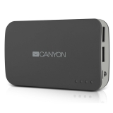 Canyon CNE-CPB78DG - acumulator extern 7800 mAh - gri inchis
