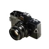 Cosina CS-2 + Cosina 50mm f/2 - SH6366-10