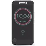 Cronos Ice View - Husa pentru HTC 10 - Negru