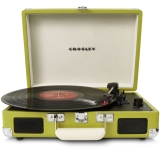 Crosley Cruiser CR8005A - Pick-up portabil, Verde
