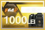 Cupon CADOU F64 - in valoare de 1000 RON