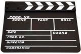 Dedo clapper board - Clacheta  25x32 cm