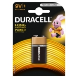 Duracell - Baterie 9V, 1 buc.
