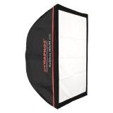 Dynaphos Softbox 60x90cm cu suport velcro - montura Bowens