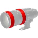 Easycover Lens Rings - Inele protectie obiectiv (rosu)