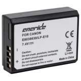 Eneride - Acumulator replace tip LP-E10, 1020mAh