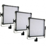 F&V K4000S Lumic Bi-Color 3 Light Kit/EU - set 3 lampi LED