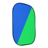 Fancier RE2010 fundal tip blenda 150x200cm - albastru / verde