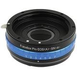 Fotodiox Pro EOS(Iris)-NEX-P - adaptor EOS - Sony NEX E